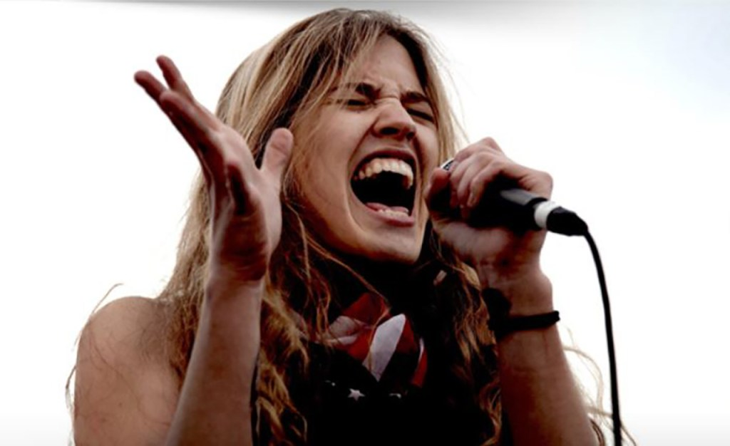 Political activist Eleanor Goldfield cancer, millennials, & single-payer