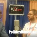 Netroots Nation 2017 interviews with nationwide progressive activists