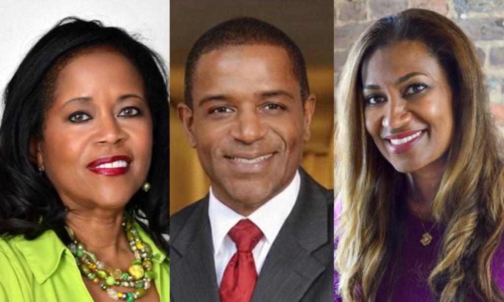 Brand New Congress Progressives Adrienne Bell - J Darnell Jones - Letitia Plummer