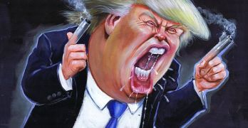 Donald Trump existential threat