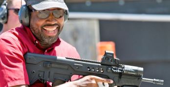 Black & brown people asserting their 2nd Amendment Right may be gun control answer