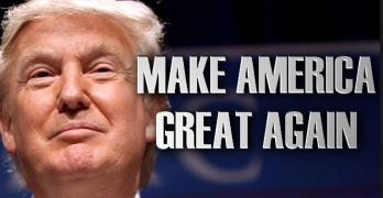 Trump is not making America great again. He is terrorizing his base and everyone else