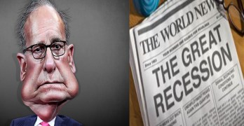 GOP admits they're coming after your Social Security & Lessons not learned from 2008 meltdown