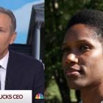 Billionaires Howard Schultz and Tamara Shealey on Presidential Election