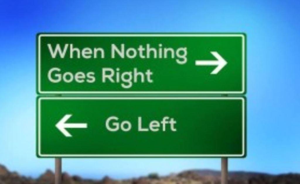 Progressives must go left