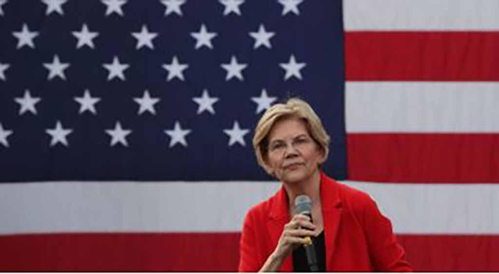 Billionaires beware. If she means what she says Elizabeth Warren is your deserved nightmare.
