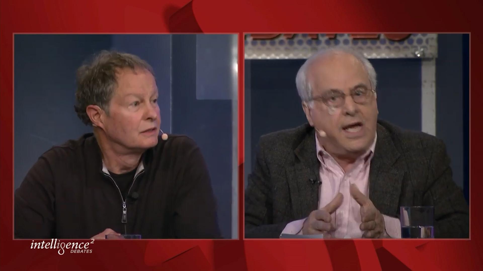 Economist Richard Wolff annihilates Whole Foods founder John Mackey in capitalism debate