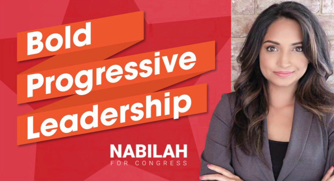 Interview with Nabilah Islam, Georgia 7th Congressional District Candidate