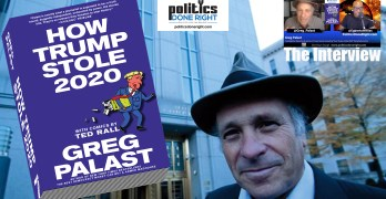 Greg Palast Interview (How Trump Stole 2020)