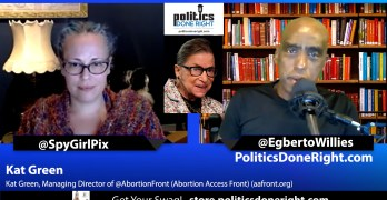 Kat Green, Managing Director of AAF discusses the death of Justice Ruth Bader Ginsburg