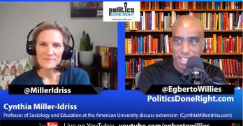Dr. Cynthia Miller-Idriss discusses hate in America & its implications.