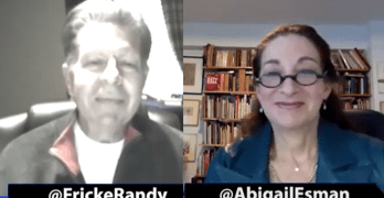 Abigail Esman on patriarchy & terror in Rage & Randy Fricke on independent voter activism