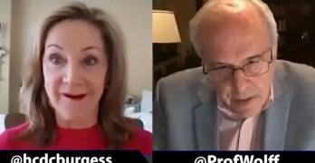 HCDC Marilyn Burgess on jury diversity & Professor Economist Dr. Richard Wolff on Capitalism & COVID