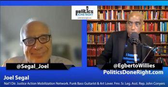 Nat'l Dir Justice Action Mobilization Network Joel Segal on National Justice Roundtable