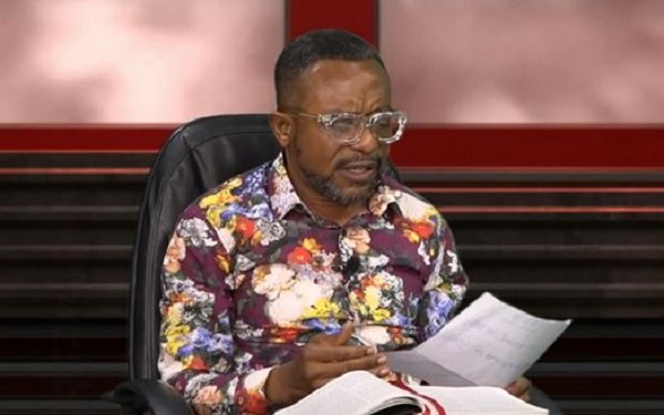Reverend Isaac Owusu Bempah, the leader of Glorious Word Power Ministry