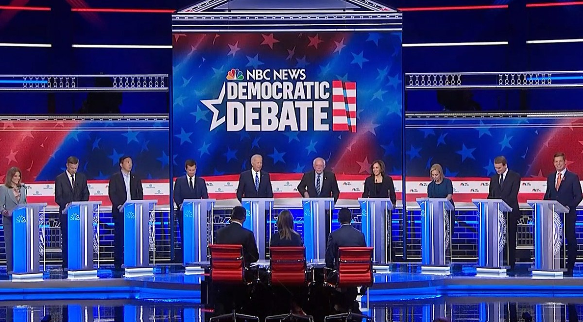 Democrats Debate, Gerrymandering, Census Citizenship Question, Administrative Authority, Border Crisis Funding