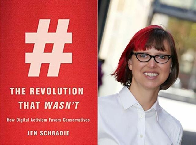 Jen Schradie on How Digital Activism Favors Conservatives