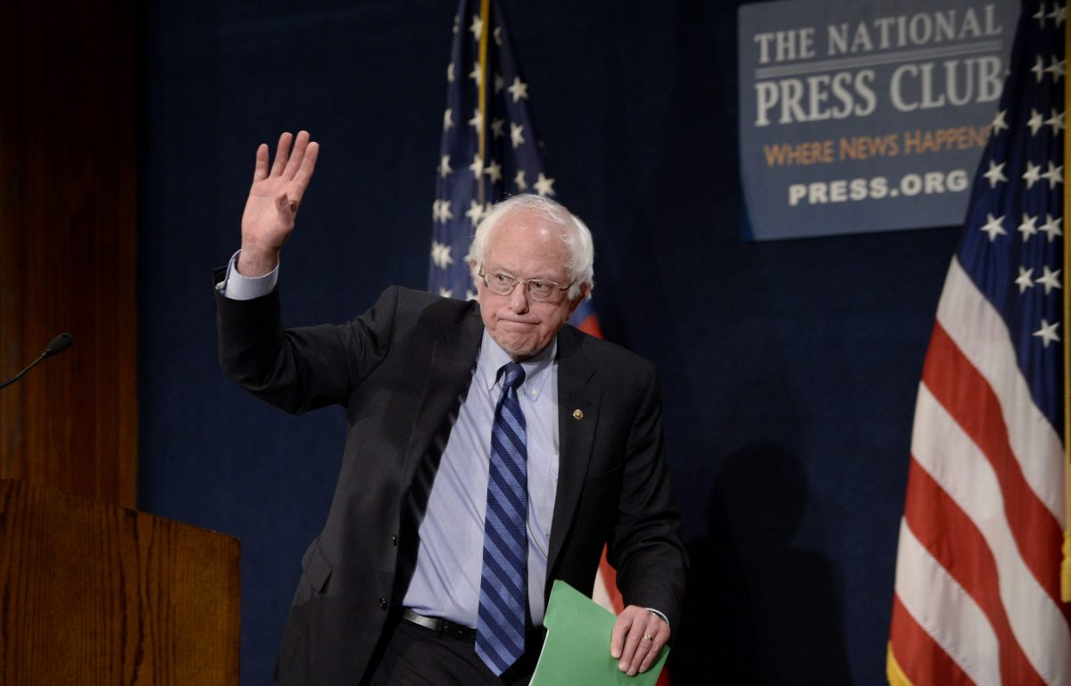 Sanders Out, Wisconsin Votes, Trump Removes Michael Atkinson and Glenn Fine