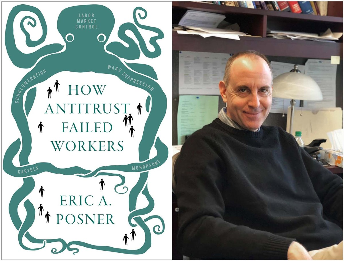 Eric Posner on How Antitrust Failed Workers