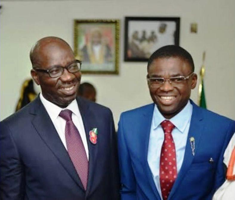 Edo 2020: No clash between me and my deputy - Obaseki
