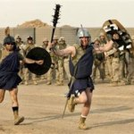 Holy War: Evangelical Marines Prepare to Battle Barbarians