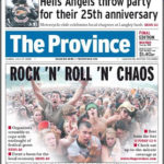 The Province Newspaper Flexes its Fear-Mongering Muscle Again