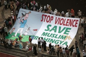 Indonesia Muslim Rally