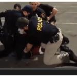 Random Terrorism From North American Police