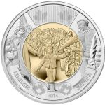 Harper, Militarism and the New Toonie