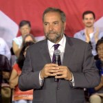 Why I Joined Team Mulcair