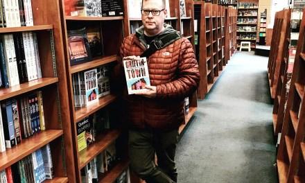 Matthew Barlow wins prestigious book prize