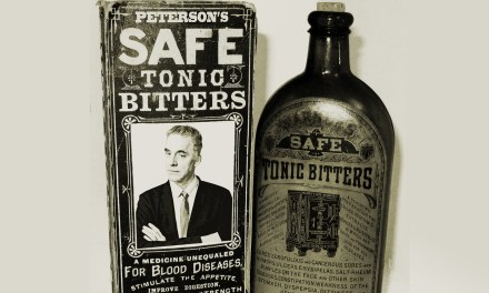 Dr. Peterson's Patent Snake Oil: Nothing New Under the Sun
