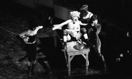"""Theatre Feast and Theatre Famine: On """"Reza Abdoh, a Retrospective"""" and """"Babette's Feast"""""""