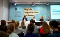 1. Digitale Jugendpressekonferenz – Social Media, Jugend und Schule