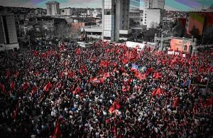 kosova protesto 17 subat 2016