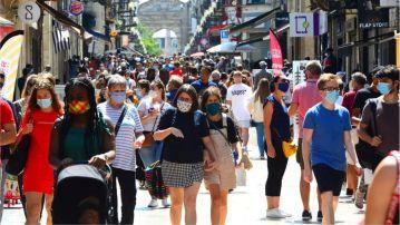 FRANSA'DA GÜNLÜK COVİD-19 VAKASI 9 BİNİ AŞTI
