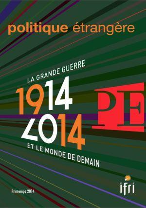 Un numéro exceptionnel sur la Grande Guerre : PE 12014 en