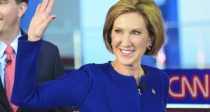 Carly Fiorina drops out of the Presidential Race