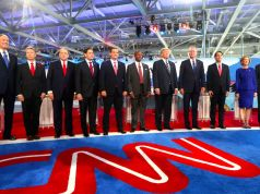 Who won the CNN Republican Debate