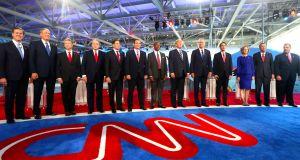 Who won the CNN Republican Debate