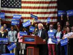 Bernie Sanders Wins Washington