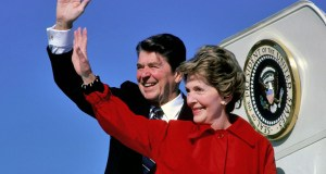 Nancy Reagan Passes Away at age 94