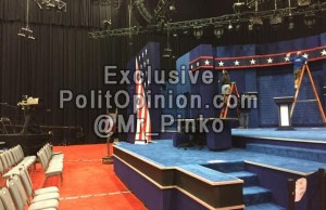 The Debate Stage