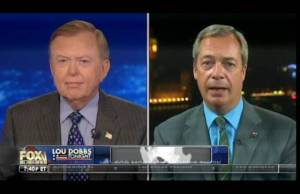 Nigel Farage: Hillary Clinton Is the Worst Candidate I've Ever Seen