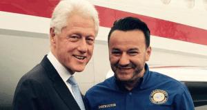 Bill Clinton and ArianPrevalla