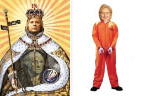 Hillary Clinton Prison / President