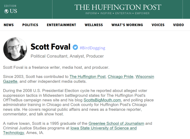 Scott Fovel - Bird Dogging