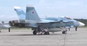 U.S. Jets Syria