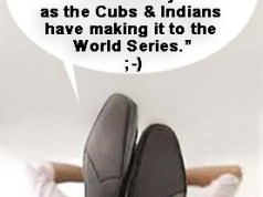 CONGRATULATIONS Chicago Cubs