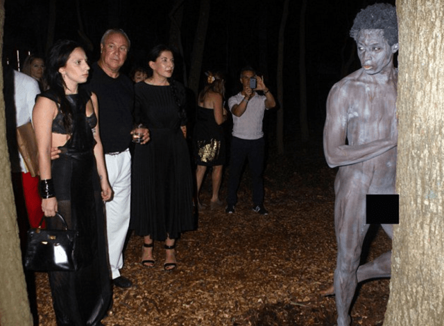 Spirit Cooking Lady Gaga and Marina Abramovic